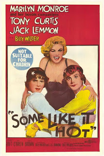 some like it hot billy wilder poster Some Like It Hot 1959