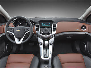 ... Past, Present And Future.: 2011 Chevrolet Cruze vs. 2012 Ford Focus