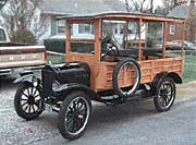 We Love Fords  Past  Present And Future   American Woodie Automobiles