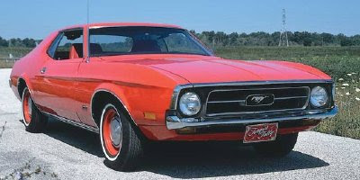 We Love Fords Past Present And Future 19711973 Ford Mustang