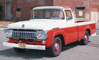 model ford trucks