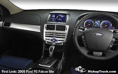 SPORT TRUCK MODIF: First Look: 2008 Ford FG Falcon Ute