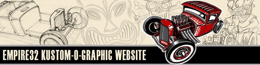 Empire32 KUSTOM-O-GRAPHIC Blog