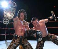 Wolrd Tag Team Champion