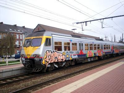 Fatsk graffiti crew
