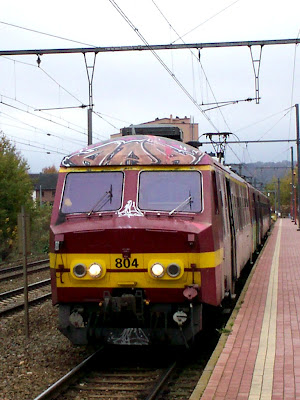 aph train