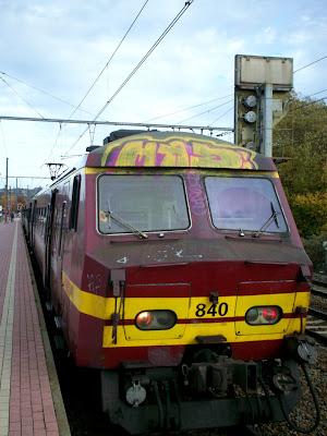 Mad Train