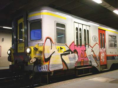 RAF graffiti