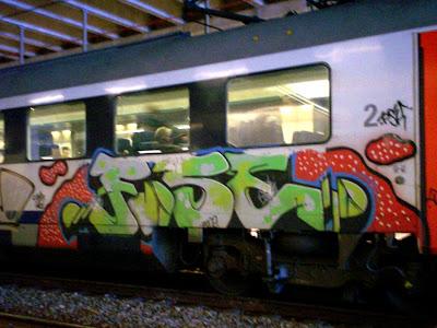 graffiti Fuse