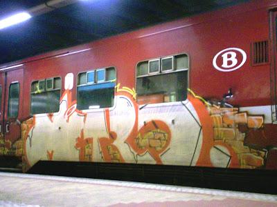 Metro Graffiti