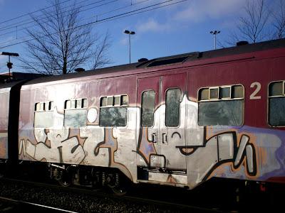 Rile graffiti