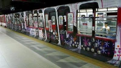El subte de Buenos Aires, Linea B