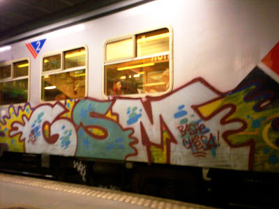gsm graffiti