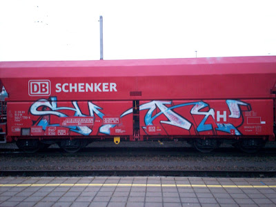 DB Schenker freight train