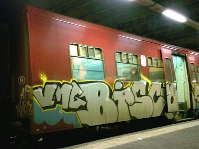 VMG graffiti