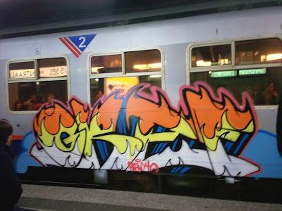 Greff graffiti artist