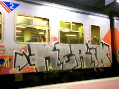 Kerin graffiti
