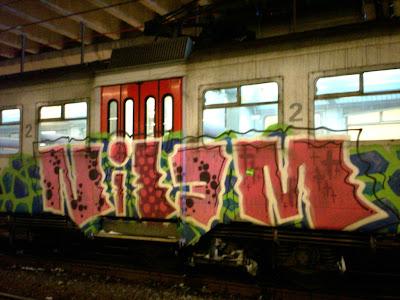 KV Mechelen graffiti