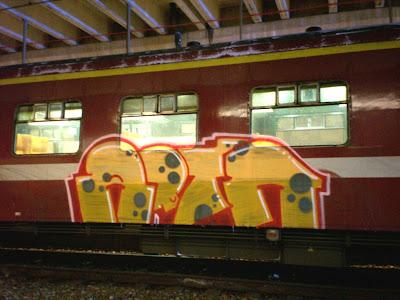 Rotn graffiti