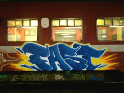 Fast graffiti