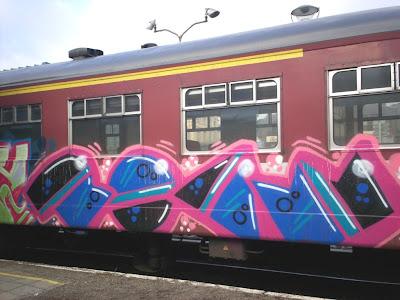 Graffiti from belgium