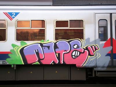 graffiti mape