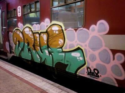 Graffiti art Namur