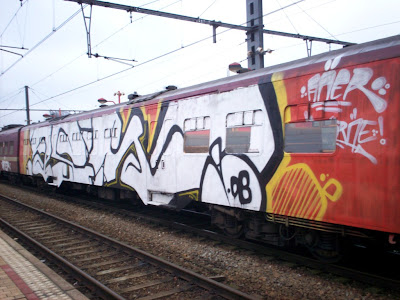 WholeCar and whole train by PSK Crew