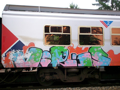 virus graffiti