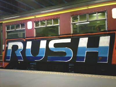rush graff