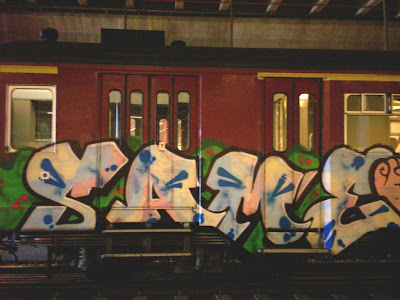 same graffiti