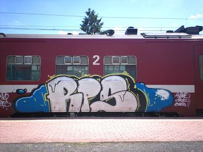 rps graffiti