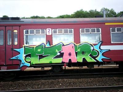 tzar graffiti