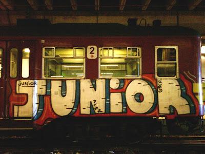 junior ralers crew