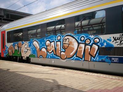 graffiti mape luigi