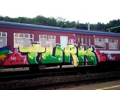 turk graffiti