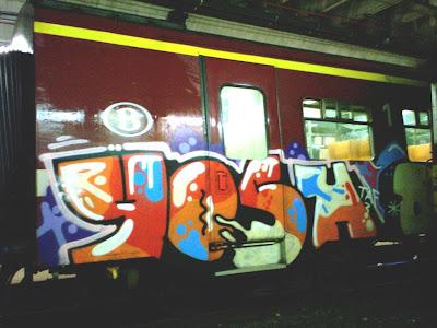 Yosh graffiti