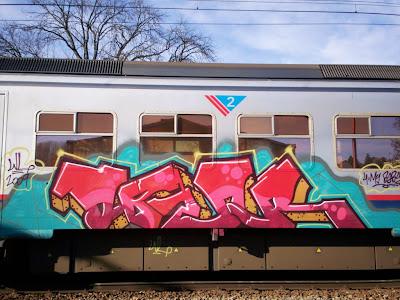 WL graffiti