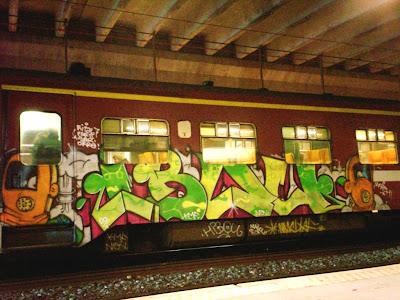 Ibou graffiti