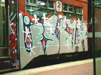 IFSBZH graffiti