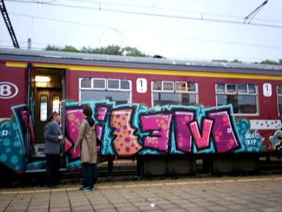melin graffiti