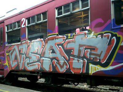 Neat graffiti artist