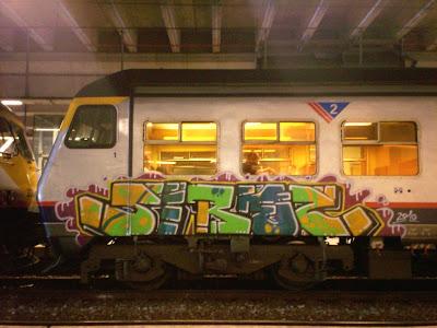 SIREZ graffiti