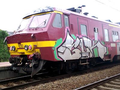 graffiti GLK