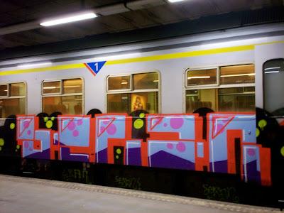 Seran graffiti