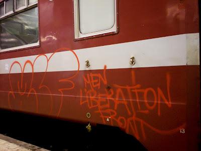 MLF graffiti