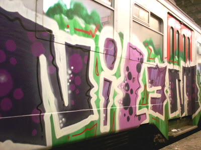 Lafas Graffiti