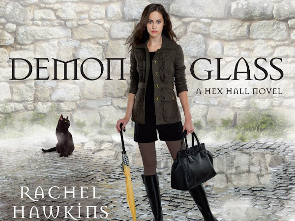 Michelle's Review: Demonglass by Rachel Hawkins