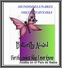 Premio mariposa
