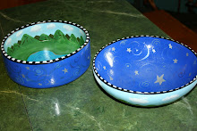 """Heaven & Earth"" Bowls"